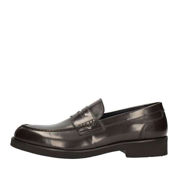 MARINILow shoes  Loafers W1601 BROWN