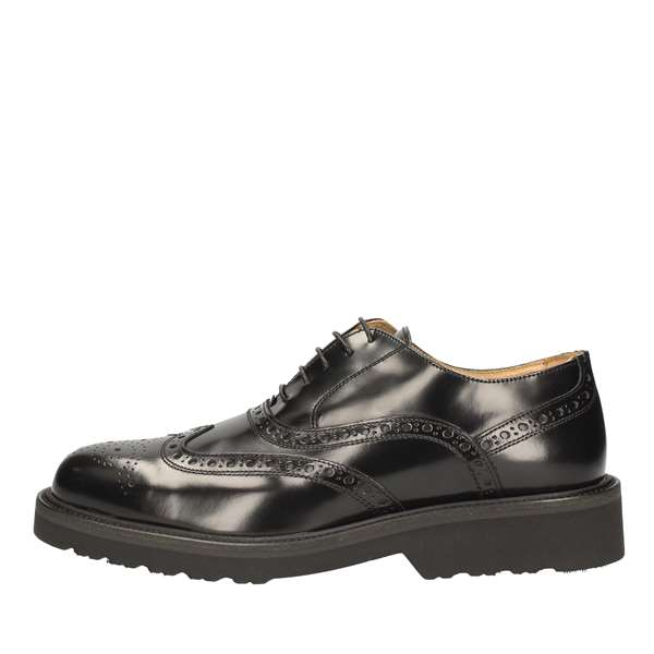 HUDSONLaced  Oxford 900 BLACK