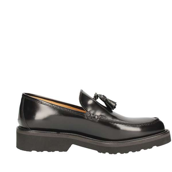 HUDSON Low shoes Loafers Man 313 3