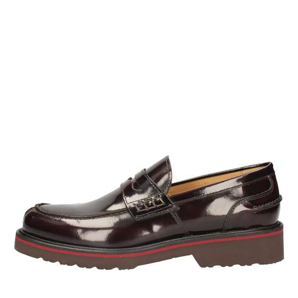 HUDSONLow shoes  Loafers 314 BORDEAUX