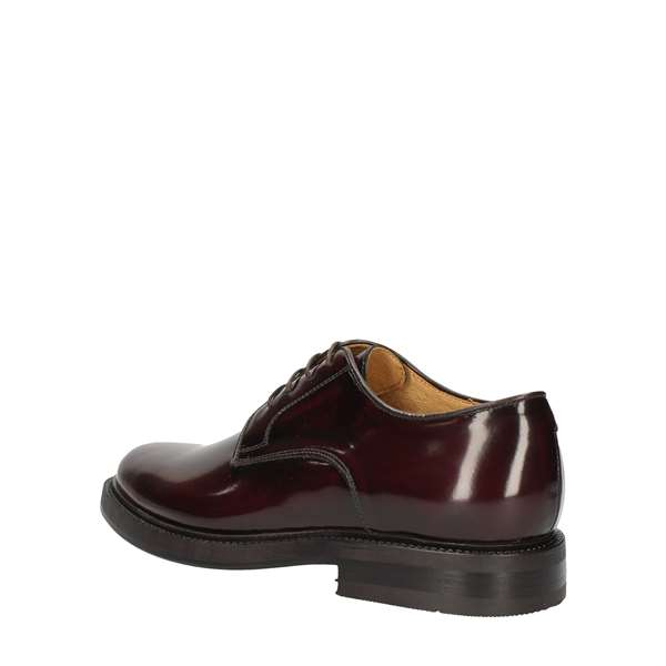 HUDSON Oxford BORDEAUX