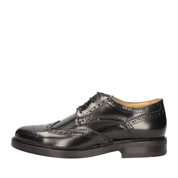 HUDSONLaced  Oxford 916 BLACK