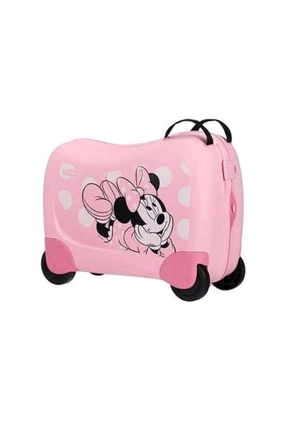 SAMSONITE TROLLEY PINK